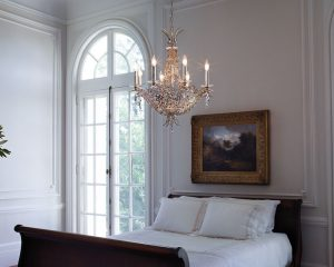 contemporary bespoke chandeliers Kensington