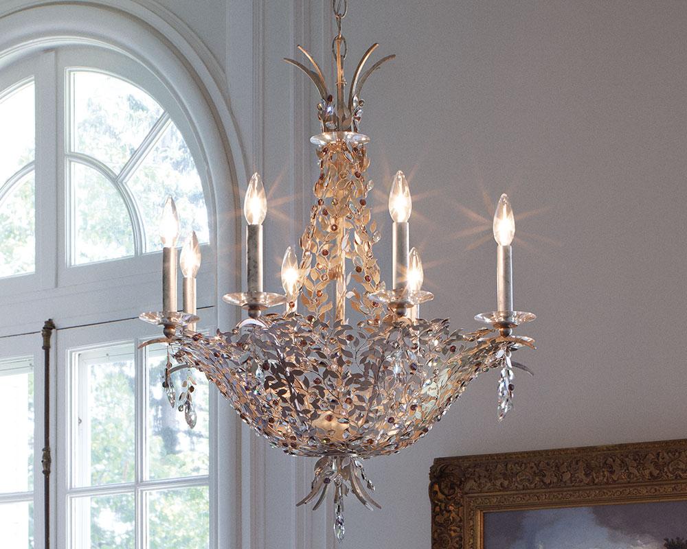 contemporary designer glass Kensington