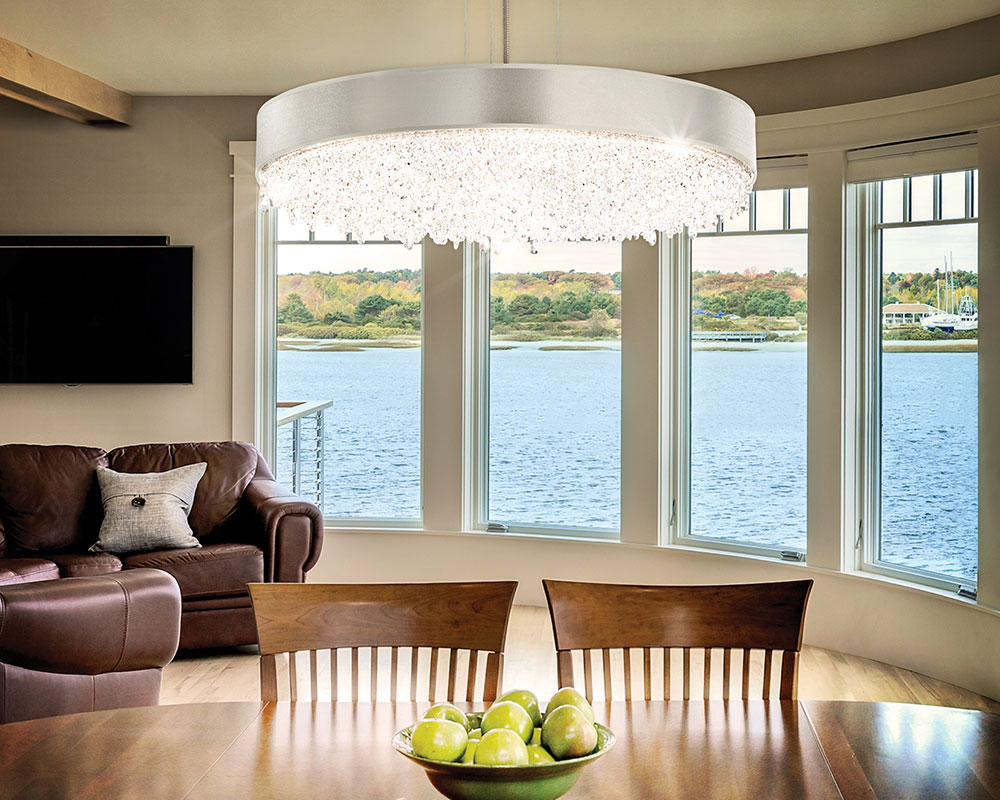 contemporary bespoke chandeliers Fulham